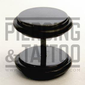 Falsa dilataci n acero negro for Dilatacion 2mm